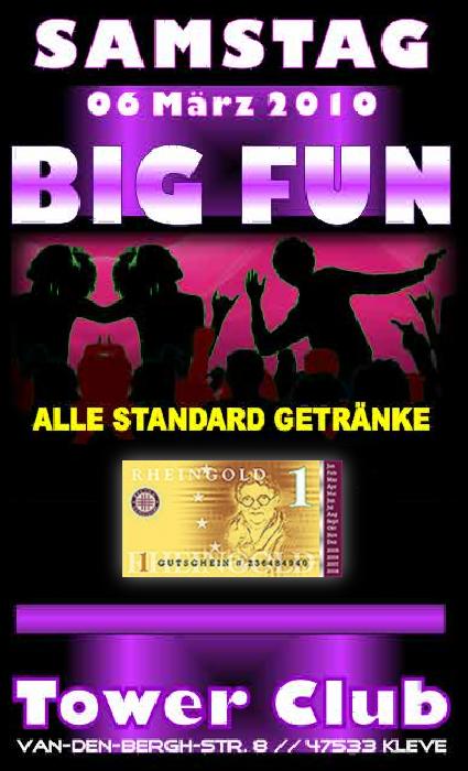 Tower Club BigFun Rheingoldparty