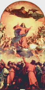 Tizian Mariä Himmelfahrt Assunta